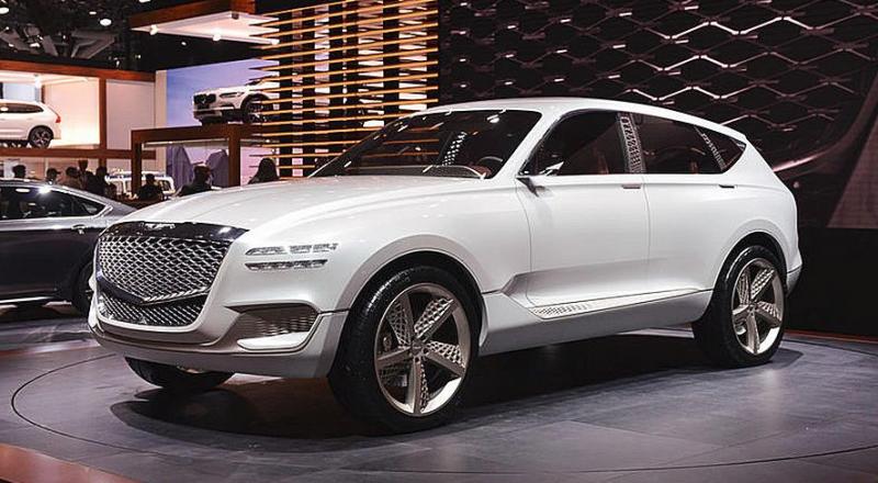 Genesis تطلق واحدة من أكثر السيارات فخامة
