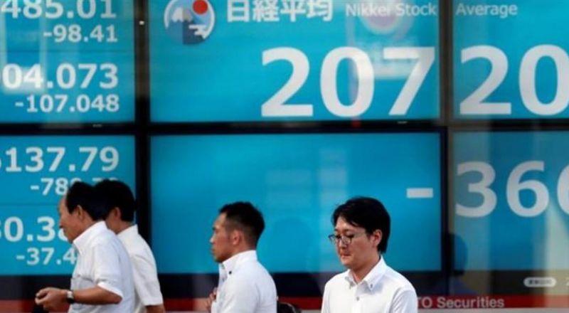 المؤشر نيكي يهبط 1.91% في بداية التعاملات بطوكيو