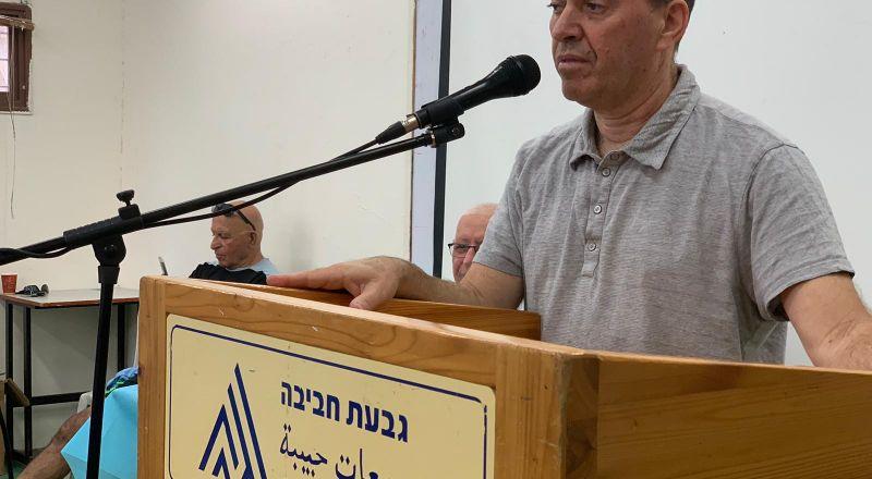 يانيف ساجي لبكرا: المجتمع العربي يجب ان يصوت لـ