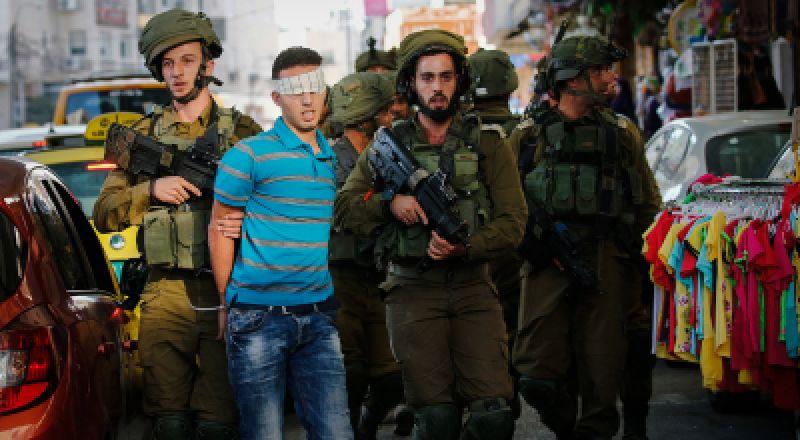 اعتقال 4 فلسطينيين بينهم فتاة بتهمة المسؤولية عن عملية