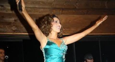 فيفيان مراد نجمة متألقة بين بيروت وزغرتا