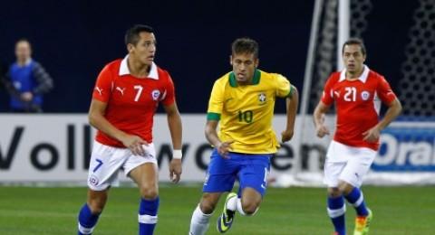 تشيلي تحقق فوزا ثمينا على البرازيل بالتصفيات