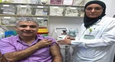 كلاليت تطلق حملة التطعيمات ضد الانفلونزا  تم اقتناء أكثر من 1,100,000 تطعيم