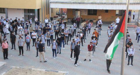 ثابت يكشف عن الخطة الشاملة للعودة الآمنة للمدارس في ظل تفشي (كورونا) بغزة