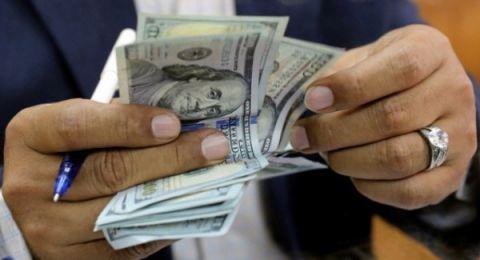 انخفاض جديد بأسعار الدولار الأمريكي مقابل الشيكل