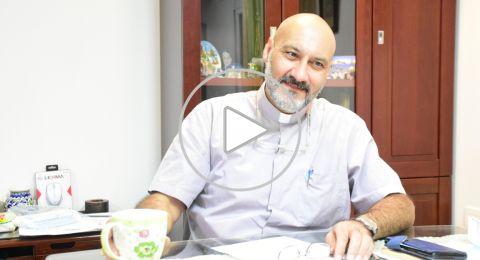 الأب الياس عبد: التعليم الوسائل التكنولوجية ينقل الطلاب من تحدي زملائهم الى تحدي العالم الخارجي