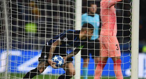 دوري أبطال أوروبا: إيكاردي يقتنص التعادل لإنتر أمام برشلونة