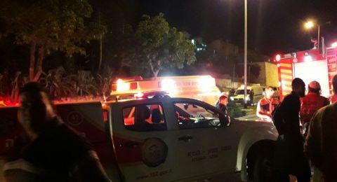حادث طرق مروع قرب الجديدة المكر يسفر عن 3 إصابات