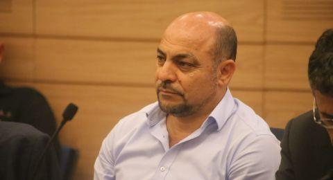 النّائب مسعود غنايم يستجوب وزير الأمن الداخلي حول اعتداءات الشرطة والقوات الخاصّة المخجلة والمهينة على المواطنين العرب في عكا بمنطقة الميناء