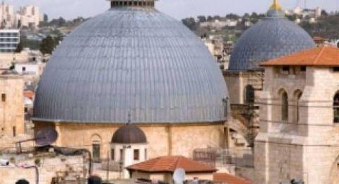 المسيحيون في القدس يواجهون أعمق أزمة مع الاحتلال