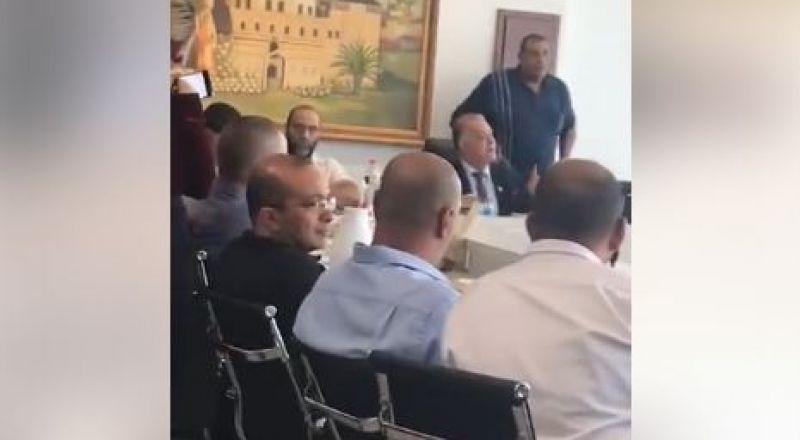 الناصرة: مدرسة الجليل تشجب إهانة مديرها من قبل رئيس البلدية