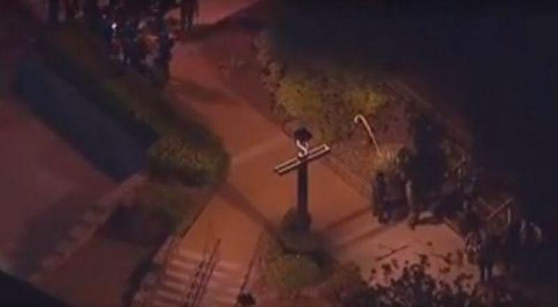 11 قتيلًا على الأقل بإطلاق نار في ولاية كاليفورنيا