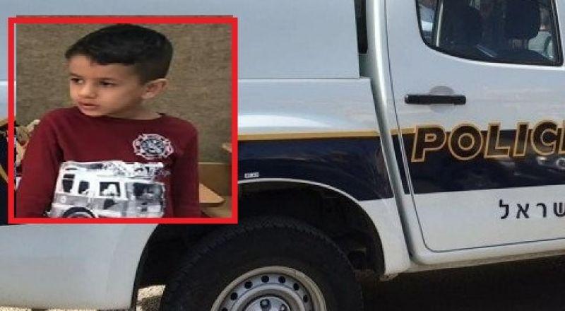 معاوية: مصرع يزن محاميد (5 سنوات)  اثر تعرضه للدهس