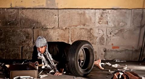 """مسرحية """"قوم يابا"""" دعماً للقضية الفلسطينية والمسجد الاقصى"""