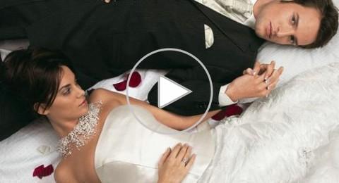 أُغنية مُهداة إلى الأزواج المتزوجين حديثاً