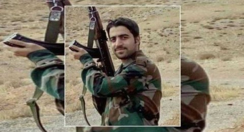 استشهاد ابن فنان سوري في حلب