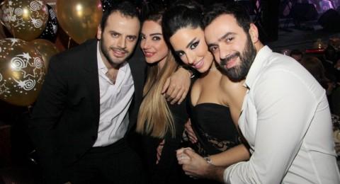 فيفيان مراد تحيي ليلة رأس السنة مع ناجي الأسطا