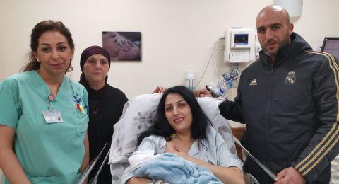 فتح عقد من الزمن في قسم الأم والطفل في مستشفى بوريا