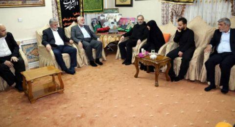 مصر غاضبة من مشاركة هنية في جنازة سليماني
