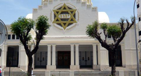 مصر تنفق 3 ملايين دولار على ترميم كنيس يهودي لن يصلي فيه أحد