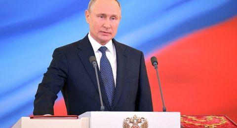 بوتين في سوريا.. ويشيد بتقدمها