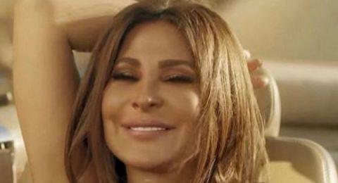 رغم تضخم الورم.. إليسا تظهر بعد غياب 5 سنوات في الكويت