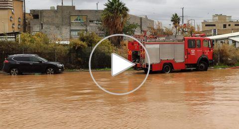 نهاريا:مصرع شاب (30 عاما) جراء تعرضه للغرق في الفيضانات