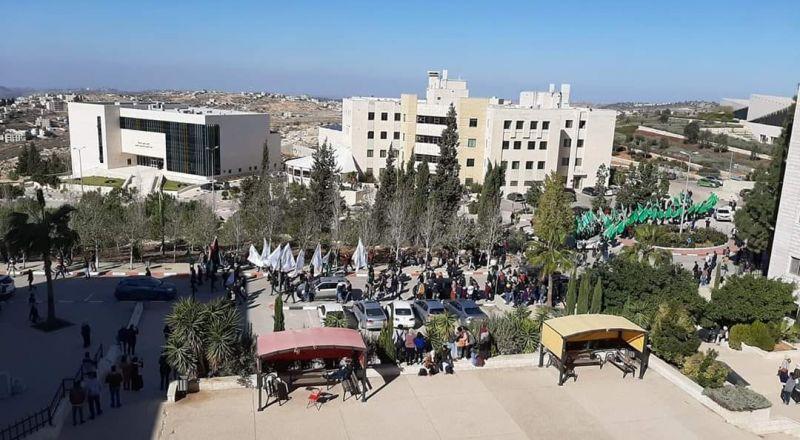 انتهاء أزمة بيرزيت والجامعة تفتح أبوابها