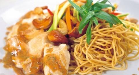 مطبخ بكرا يقدم لكم الدجاج الماليزي