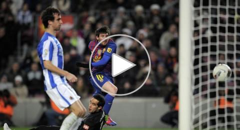 برشلونة يتخطى ريال سوسيداد بهدوء وأقل مجهود