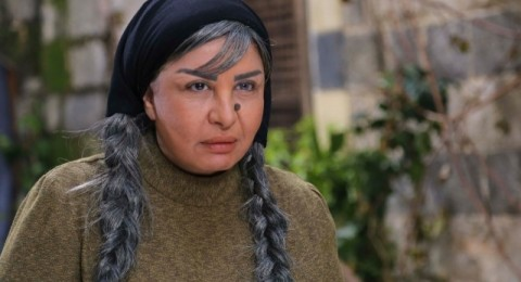 الفنّانة سحر فوزي مضرجة بدمها في دمشق
