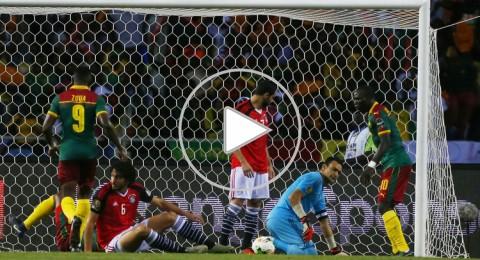 الكاميرون تخطف كأس إفريقيا من مصر