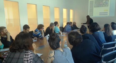 دورة لتعليم اللغة والثقافة العربية لصحافيي