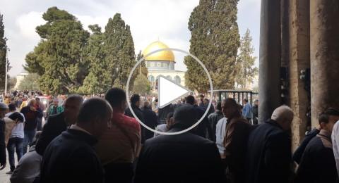 خطبة الجمعة في الأقصى: دعوة لشدّ الرحال إلى المسجد والتوحّد في مواجهة الاحتلال