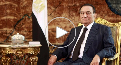 ماذا قال مبارك عن براءته من قتل المتظاهرين؟