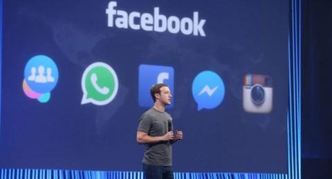 فيسبوك تختبر زرا لمشاركة المحتوى على واتس اب