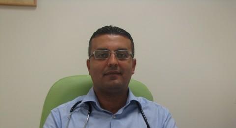 اختيار د. سالم بلان ضمن أفضل الأطباء في اسرائيل
