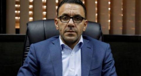 تمديد اعتقال محافظ القدس عدنان غيث الى يوم غد الثلاثاء