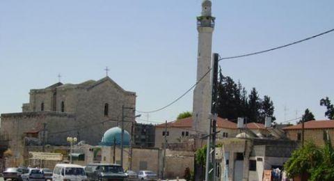 الشرطة تفرق المصلين في مسجد بمدينة اللد بسبب خرقهم لأنظمة الطوارئ