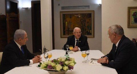 تعثر المفاوضات الائتلافية بين نتنياهو وغانتس اثر خلاف حول لجنة لاختيار القضاة