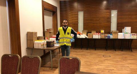 القدس: فتح فندق