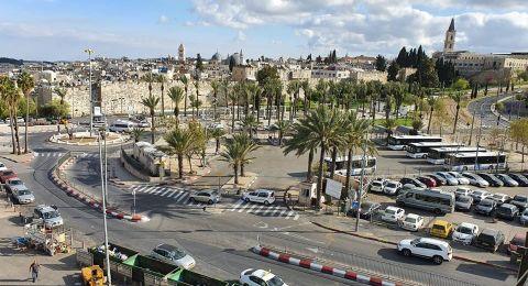تشديد الإجراءات الشرطية في احياء القدس بمناسبة عيد الفصح اليهودي