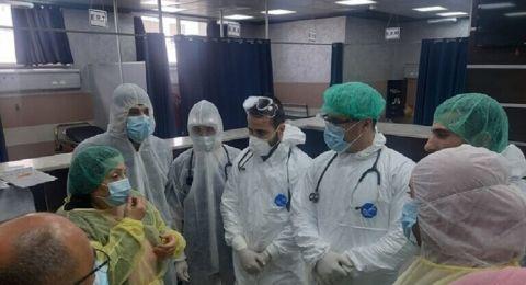 الضفة وغزة: إجمالي الإصابات بفيروس كورونا 252 بينهم 40 طفلا