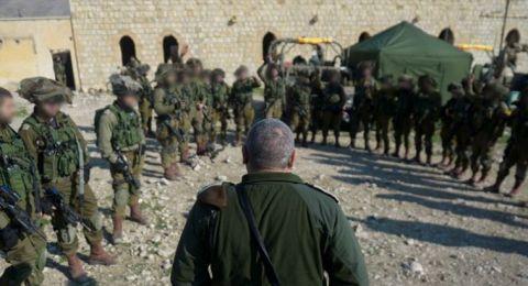 الجيش الاسرائيلي يطلب رسميا تولي ازمة كورونا