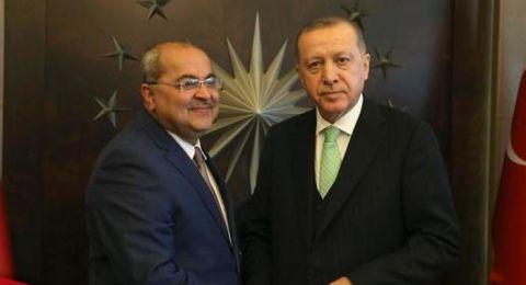 رحلة انقاذ دراماتيكية من تركيا: الطيبي طلب وأردوجان تجاوب