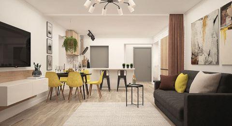 ألوان غرف الجلوس المودرن
