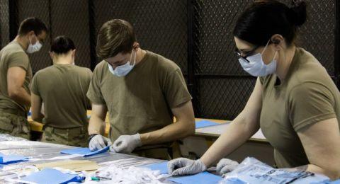 وزارة الصحة الأمريكية: نفاد مخزون المستلزمات الطبية بالكامل تقريبًا