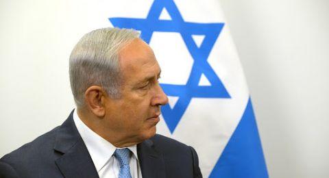 رئيس الوزراء نتنياهو يدين إطلاق النار على مركبات تابعة للشرطة في مدينة رهط