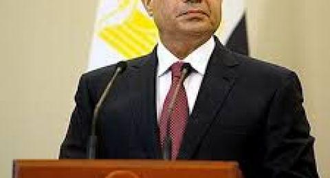 السيسي يطمئن المصريين: لا مشكلة في مخزون القمح الاستراتيجي