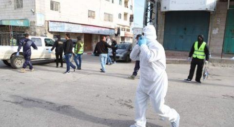 الصحة الفلسطينية: 9 إصابات جديدة بكورونا وأغلب الإصابات مصدرها مصنعان إسرائيليان